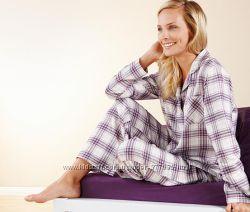 Штаны пижамные фланель наш 54-56, евро48-50 tcm Tchibo Германия