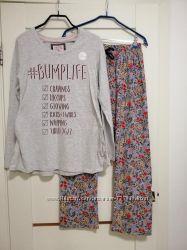 Пижама для беременных р. m primark