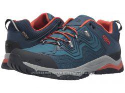 водонепроницаемые трейловые кроссовки KEEN