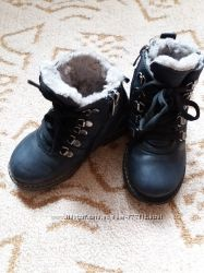 Зимние ботинки топитоп
