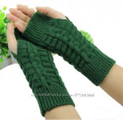 Митенки, варежки, рукавички, недорого. Все размеры.