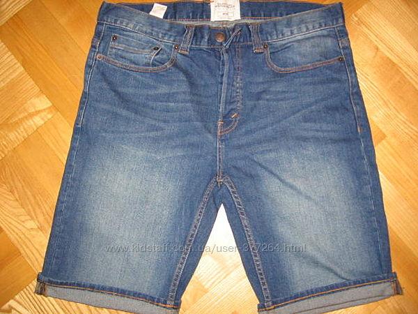Джинсовые шорты Barton Menswear 31