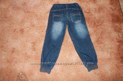 Стильные джинсы на 4-5 лет