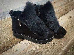 Зимние ботинки Кроль
