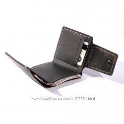 Мужской кошелек бумажник Лесорубъ