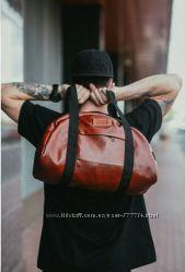Мужская сумка I. C. Training Bag коричневая