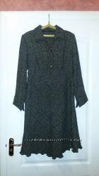 Теплое и удобное платье для беременных 44-46 размер
