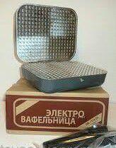 Электровафельница