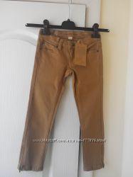 Штаны, джинсы на девочку 4-5 лет