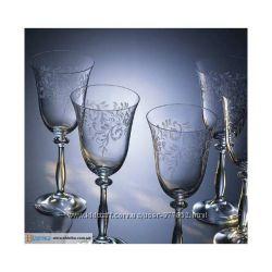 Бокалы для вина Bohemia Angela