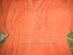 Шифоновая блуза для беременных состояние новой