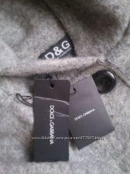 Пальто-трэнч Италия с капюшоном стиль кэжуал DOLCE& GABBANA