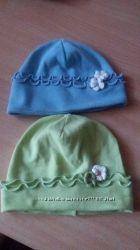 Деми шапочки Marika для девочки в отличном состоянии