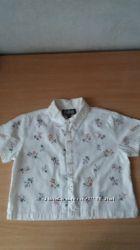 Красивая рубашка  MONSOON с коротким рукавом