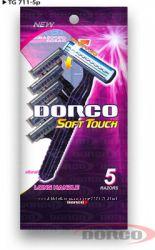 Одноразовый станок Dorco TG-710