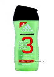 Гель для душа Adidas Active Start 3in1