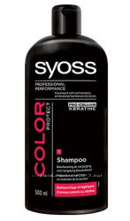 Шампунь Syoss Color Protect 500 ml