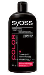 Шампунь Syoss Color Protect 500 ml
