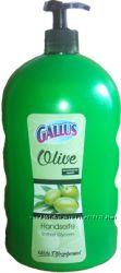 Жидкое мыло  Gallus 1 л Green Olive