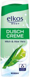 Гель для душа Elkos Milch & Aloe Vera 300 ml