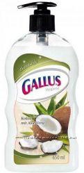 Жидкое мыло  Gallus Кокос 650 ml
