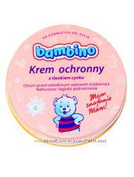 Крем детский Bambino защитный с оксидом цинка 75 мл