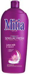 Жидкое мыло Mitia Sensual Fresh 1L
