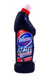 Средство Для Чистки Унитаза Domestos Aktiv Kraft Ocean Fresh