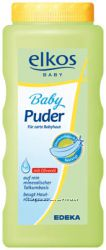 Детская пудра Elkos Baby Puder