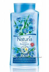 Шампунь для сухих волос NATURIA Ромашка и Льон 500 ml