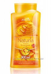Шампунь для сухих волос Naturia Мёд и Лимон 500 ml