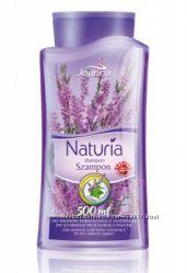Шампунь для нормальных волос NATURIA Мята и верес 500 ml