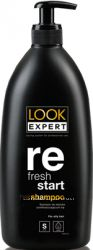 Шампунь для жирных волос Look Expert Refresh Start  0, 9 l