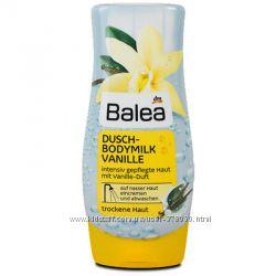 Бальзам для душа Balea Bodymilk Vanille 400 ml