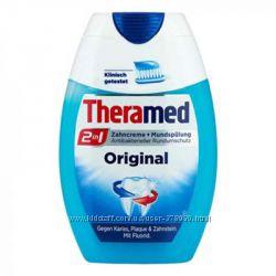 Зубная паста Theramed Original 2 in1 NEW