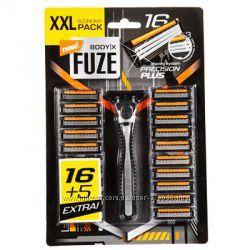 Станок для бритья Body-X Fuze XXL 21 шт