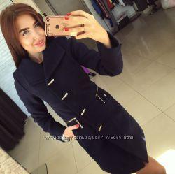 Демисезонное женское пальто Сабина ТМ VOL ANGE