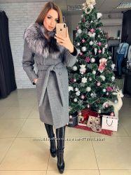 Зимнее женское пальто София