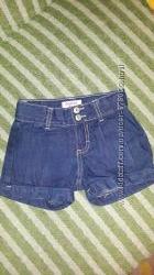 шорты джинсовые OSHKOSH р. 5лет