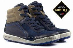 Новые ботинки Ecco. Gore-tex. Оригинал.