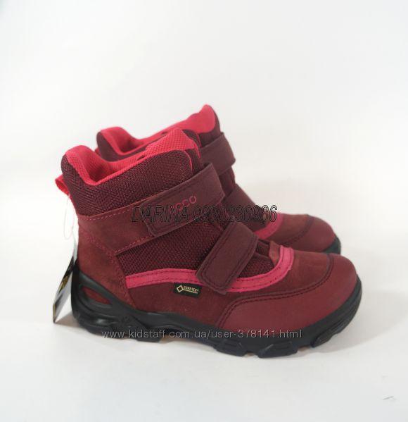 Ботинки Ecco Urban Snowboarder. Оригинал. Gore-Tex  36, 37,38р