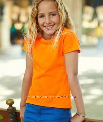 Мужские, женские и детские мягенькие футболки, хлопок Sofspun