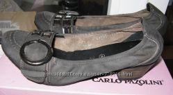 Кожаные туфли фирмы Marc ст. 25 см