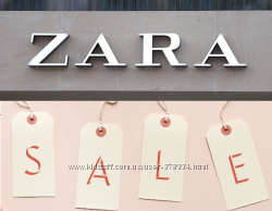 ZARA  Poland, Польша, под 5 проц. Sale