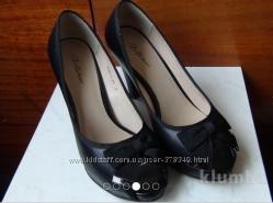 Туфли натуральная кожа 39-40рр