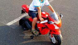 Электромобиль-мотоцикл Geoby