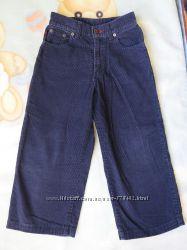 Вельветовые брюки Tommy Hilfiger на рост 116.