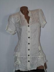 Рубашка удлиненная женская, качество супер. 4 цвета