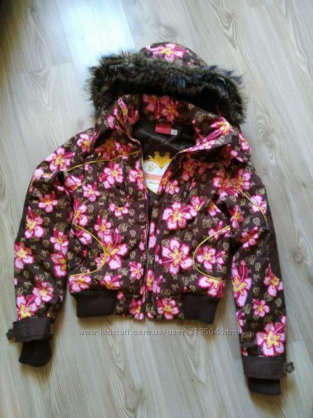 Суперская куртка р. XS