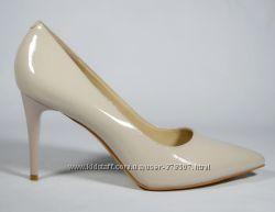 Красивые лаковые туфли Magnori размеры 35-40